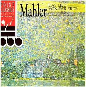 GUSTAV MAHLER Das Lied Von Der Erde CD Radio Symphony Orchestra Ljubljana