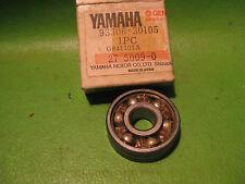 YAMAHA YZ80 1980-81 REAR WHEEL LEFT BEARING OEM #93306-30105-00
