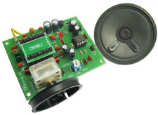 FM Radio Assembled Kit Circuit Kit 88-108MHz TDA7088 with amplifier