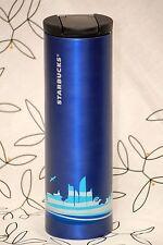 Starbucks Korea Busan Area Stainless Cylinder Troy Tumbler 473ml / 16oz