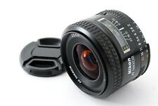 [Excelent]Nikon AF Nikkor 35mm f/2 Wide Angle AF/MF Lens  for F Mount from Japan