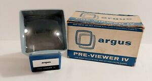Vintage Argus Pre-Viewer IV 35MM Color Slides Made in USA /  Free Shipping
