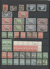 SOUTHERN RHODESIA COLLECTION ON 4 PAGES