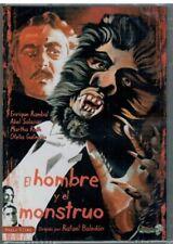 El hombre y el monstruo (DVD Nuevo)