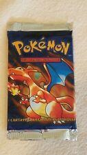 Pokemon base set booster pack in SPANISH