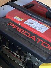 New listing Predator Generator 5500/6500 With Wheel Kit
