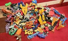 Large Bundle of TransFormers Figures & Accessories.