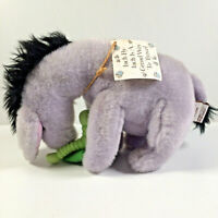Gund Collectable Soft Plush Classic Pooh Eeyore And Caterpiller Winnie The Pooh