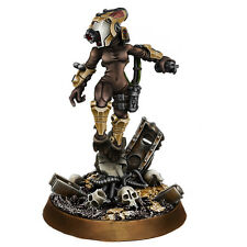Warhammer 40K: Tau Female Spectre Assassin - Greater Good Wargames Exclusive