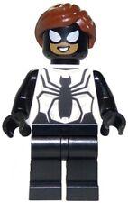 Lego Figure Spider-girl Black and White - Sh615