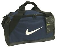 Nike Brasilia X-Small Duffle Bag (Navy)