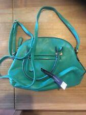 Dorothy Perkins Green Handbag / Shoulder Bag . Brand New with Labels