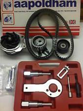 Fiat Grande Punto 1.9 D Multijet 8V 2005-11 Piston Kit Courroie Eau Pompe &