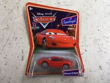 Disney Pixar Cars Ferrari F430 (SUPERCHARGED) **GENUINE*SEALED** P142-B20