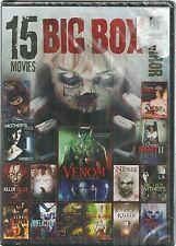 15 Movie Big Box Prom Night Prom Night 2 Venom dvd new