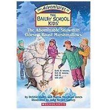 Abominable Snowman Doesn't Roast Marshmallows (Adventures of the (ExLib/NoDust)