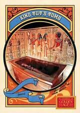 King Tut's Tomb #29 2014 Panini Golden Age