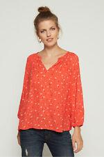 BNWOT: GAP split neckline floral print blouse --- Plus Size
