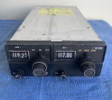 KING KX170B nav com radio. Repaired And Working.