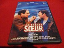 "DVD ""LES FRERES SOEUR"" Jose GARCIA Denis PODALYDES Jackie BERROYER Edouard BAER"