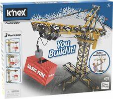 K'Nex Control Crane 679 Piece Construction Set