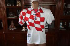 Maglia  calcio Croazia vintage  anni 90