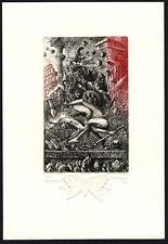 16)Nr.180- EXLIBRIS- Marius Liugaila
