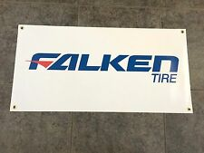 Falken Tire banner sign shop garage racing drift off road drifting car truck
