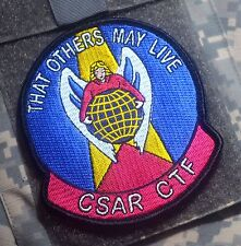 DAESH WHACKER US AFSOC PEDRO PJ MEDEVAC COMBAT RESCUE CSAR: So Others May Live
