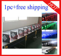 9*15W RGBWA 5 in 1 Wireless DMX512 Battery Power Led Par Light Stage Uplight 1pc