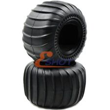 2pc RC 2.2 Off Road Paddle Tire Sand Mud Snow Tyre 114mm Fit RPM 2.2 Truck Wheel