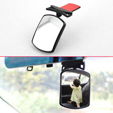 Car Vehicle Interior Baby Kids Seat Rear View Mirror Sight Expand Accessories