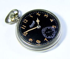Stainless Steel Mechanical (Hand-winding) Pocket Watches