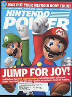 2006 Nintendo Power Magazine May #203 Wii New Super Mario Bros, High Grade