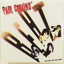 PAUL COLLINS BEAT The Kids Are The Same LP NEW SEALED 180 GRAM VINYL PROMO