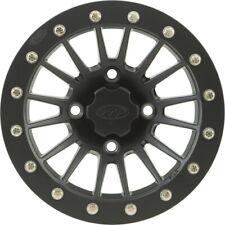 ITP SD Beadlock Matte Black ATV Wheel 12x7 4/110 - (5+2) [12SDB10] 1228545536B