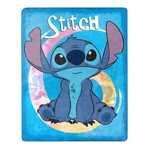Disney Lilo & Stitch Throw Blanket 40 X 50 NEW
