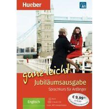 NEU: Englisch lernen ganz leicht - Sprachkurs für Anfänger - Jubiläumsausgabe