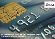 Matica Z3e Instant ID Card , Credit cards Issuance System instant Credit issue