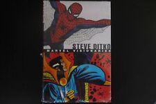 MArvel Visionaries Steve Ditko Hardcover graphic Novel (b30)