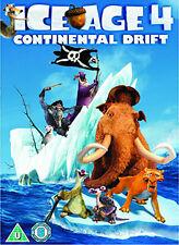 ICE AGE 4 - CONTINENTAL DRIFT - DVD - REGION 2 UK