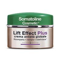 Somatoline Produit de Beauté Crème Visage Anti-âge Jour Lift Effet Plus Peau Sec
