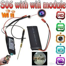 1080P Mini Camera SPY Hidden Camera Video Wifi P2P DIY Module Mini DV DVR Wirele