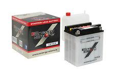 Batteria mod. CB10LB (12V - 11Ah) per moto e motocicli. Mod. YB10L-B