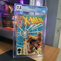 Uncanny X-Men 221 (1st App Mister Sinister) CGC 7.5 (Marvel Comics) BRAND NEW!!