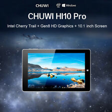 "10.1""CHUWI Hi10 Pro Ultrabook Tablet PC Windows 10 Android 5.1 4/64GB WiFi 2Cam"