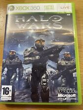 HALO WARS Xbox 360 Game BOXED COMPLETE UK VERSION