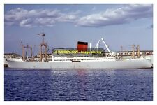 rp11179 - Port Line Cargo Ship - Port Adelaide , built 1951 - photo 6x4