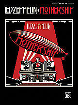 LED ZEPPELIN MOTHERSHIP Guitar Tab*