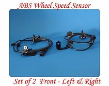 2ABS Wheel Speed Sensor Front Left/Right Fit Dodge Caliber Jeep Compass Patriot